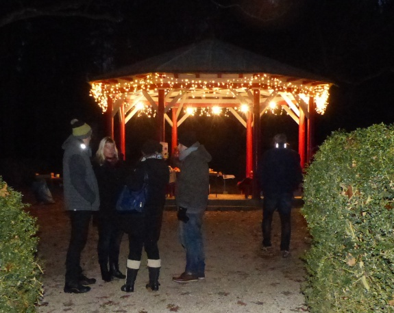 1. Advent im Stadtpark